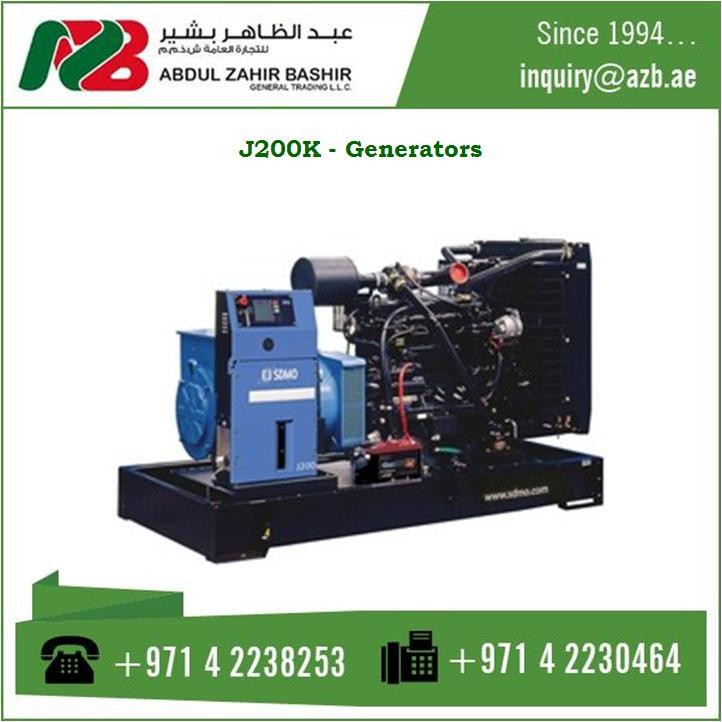 Fuel Efficient & Compact Gen sets Diesel Generator