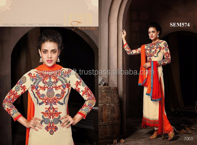 BOLLYWOOD FASHION SUIT-WHOLESALE PAKISTANI SALWAR KAMEEZ-PAKISTANI DESIGNER SUITS-BRIDAL WEAR SUITS 2015
