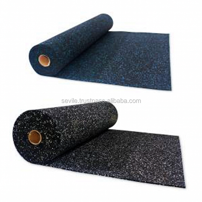 Customized Outdoor Rubber Matting Roll