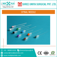 best selling products spinal needles & anesthesia needles