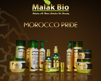 Argan oil - 100 % Natural cosmetic range -made in Morocco