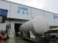 Pressure vessels Tanks Japanese quality ASME