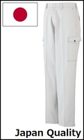 High quality durable cargo pants made with 100% cotton twill fabric