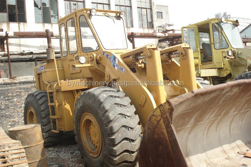 Used KAWASAKI WHEEL LOADER KLD85Z, KLD85Z ,KAWASAKI WHEEL LOADER