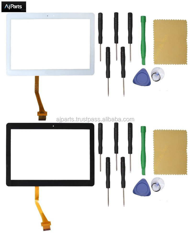 Hot sale digitizer for Samsung galaxy Tab 2 10.1 P5100 /N8000 touch screen