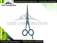 Long blade stainless steel kitchen shears scissors