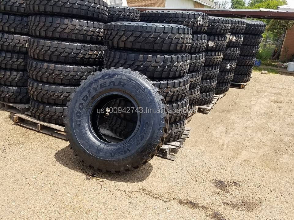 USA supplier all steel truck tire 12.00R20, military truck tires 1200-20
