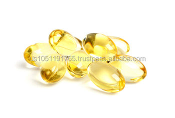 GMPc NUTRITIONAL SUPPLEMENT ( 8060 EE ) Softgels OMEGA 3 FISH OIL in Bulk