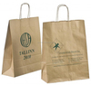 2016 Free design cheap recyclable custom printed kraft paper bag/ hand paper bags /bag