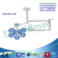 TMI-HEX-105 LED surgery shadowless lamp with CE certificate