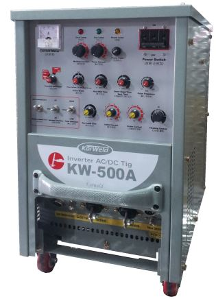 AC DC TIG Welding Machine - KORWELD 500A Inverter Type