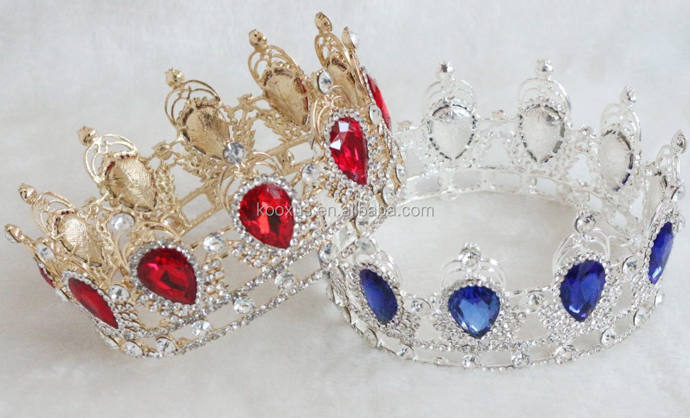 Ebay hot selling European pageant crown
