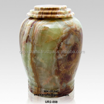 Wholesale Onyx Cremation Urns for ashes for Europe and America