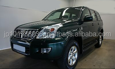 USED CARS - TOYOTA LAND CRUISER D-4D EXECUTIVE PRADO (LHD 6939 DIESEL)