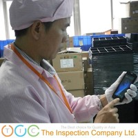 Incoming Quality Inspection in whole Asia