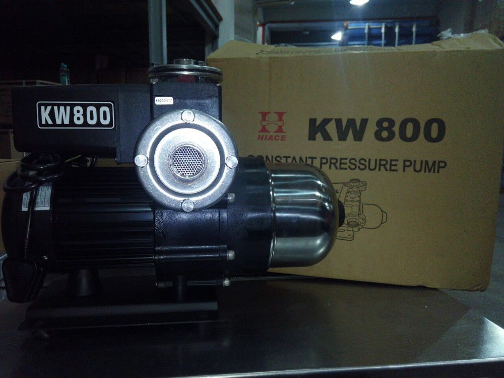 booster pump Hiace KW800