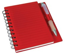 Customized Notebook With Pen For School & Office