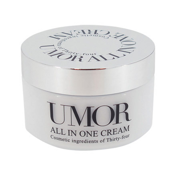 UMOR All in One Face Cream 100g Made in Japan Snail Essence Face Cream For Sensitive skin