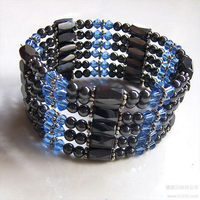 Durable latest bike chain magnetic bracelet excellent for health