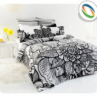 Beautiful Polyester Duvet Sheet Fabric