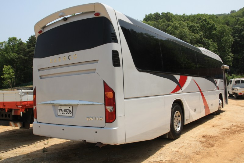 Daewoo Bus FX115, View Daewoo Bus FX115, Daewoo Product Details from