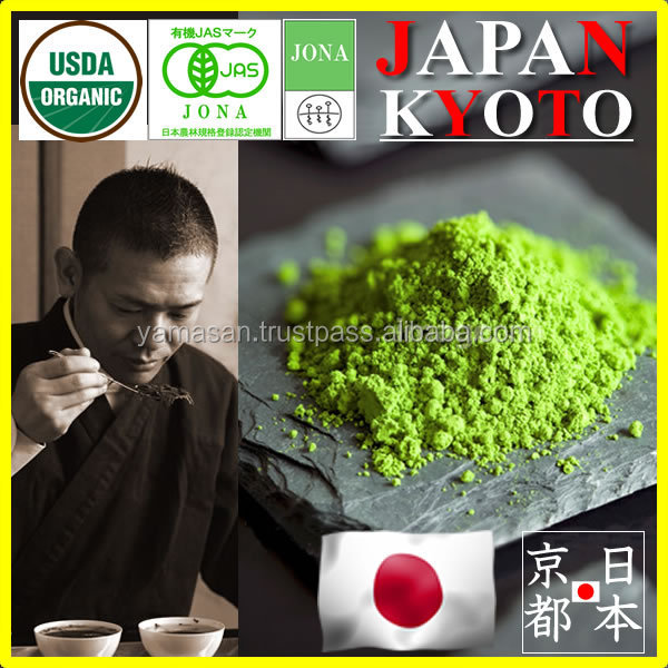 Japanese and Premium green tea clothing