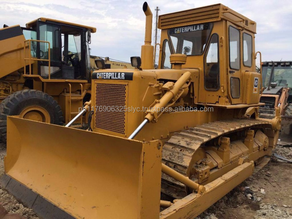 Cat D6D Bulldozer, CAT D5C D5H D5M D5N D6D D6G D6H D6R D7G D7H D7R D8K D8N Used Bulldozers cheap prices selling