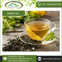 Organic Green Tea of Purest Quality from Certified Company at Low Rate