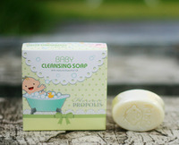 Baby cleansing saop , baby propolis & aromatherapy base skincare