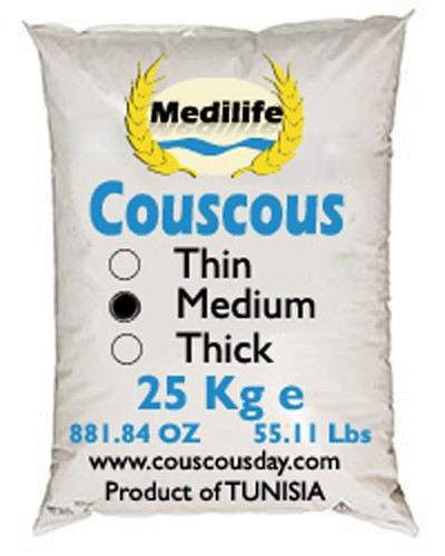 Wheat_CousCous_Medium 1_Grain_25 Kg