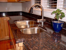 Premium Tan Brown Granite