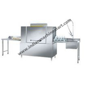 Industrial kitchen equipment home use Conveyor Dish Washer (Made in India)