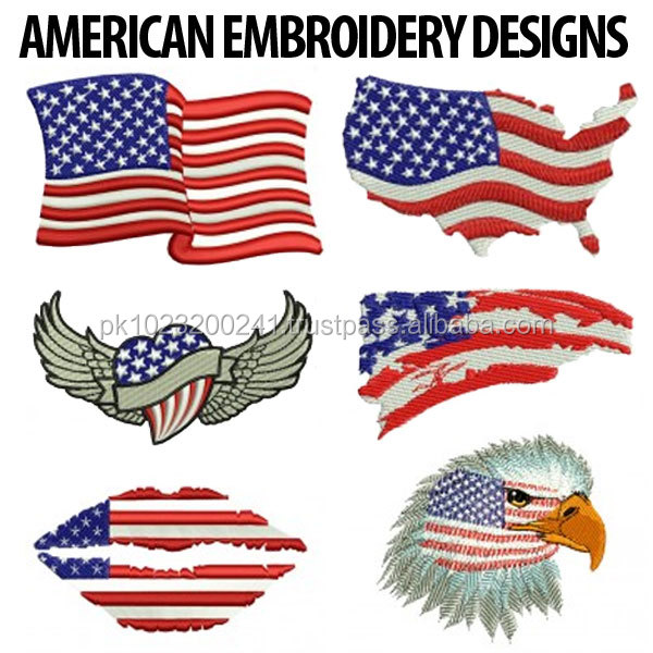 Machine Embroidery Digitizing Design Services