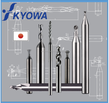 Durable and Easy to use core drilling rig Kyowa end mill at reasonable prices