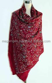Fashion ladies pashmina shawls for winter 2015
