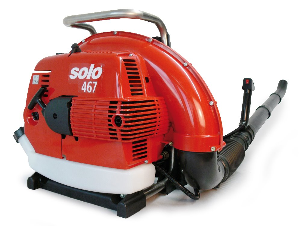 SOLO 467 Backpack Gasoline Leaf Blower