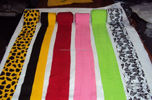 Mexican Style Hand Wrap, Yellow Hand Wrap Made In Polyester And Cotton Yarn Hand Wrap