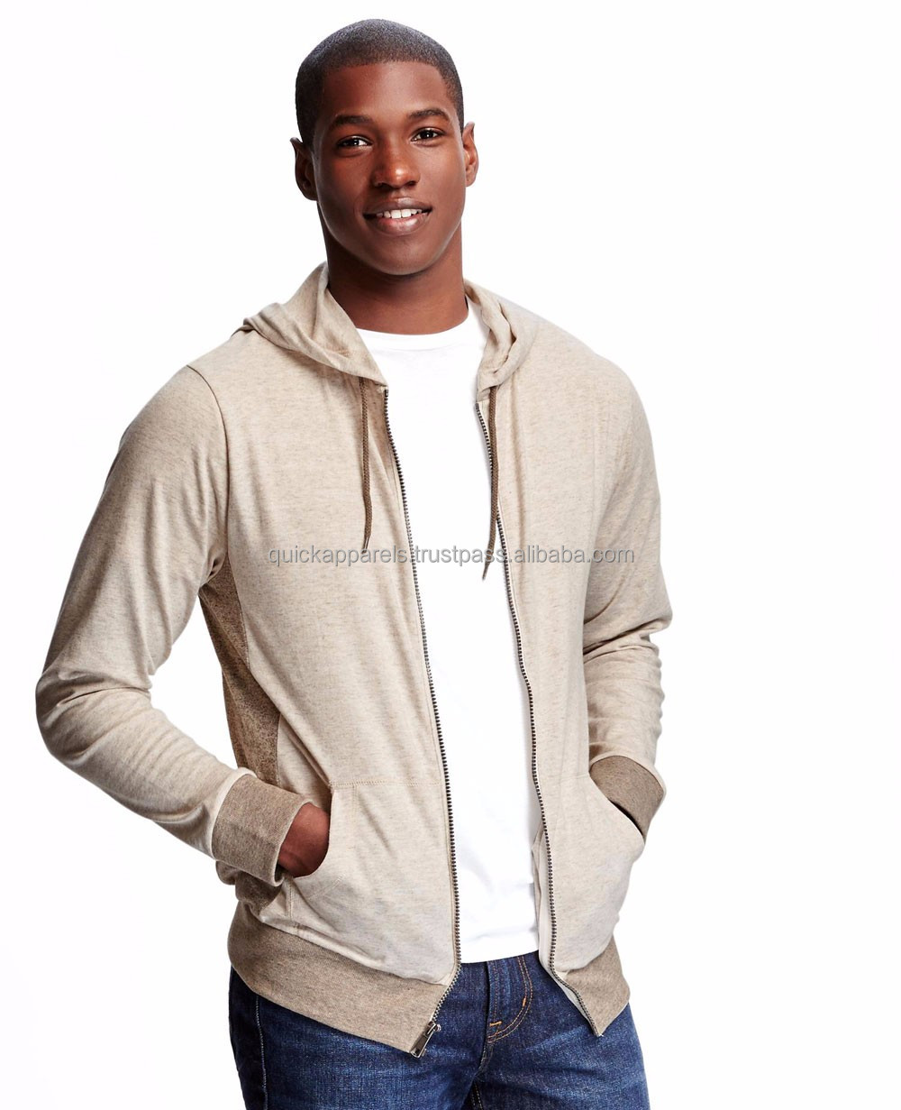 Wholesale zipper pullover sweatshirt blank high quality sublimation hoodies