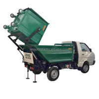 Bin Lifter with Tipper