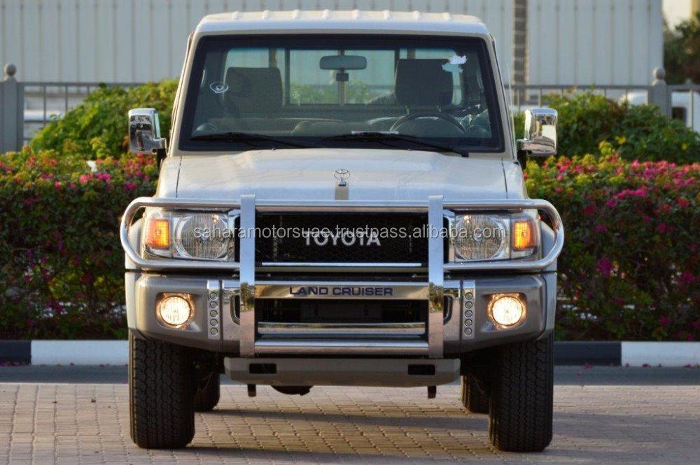 2016 Model Toyota Land Cruiser Pickup 4wd New car