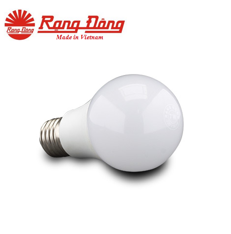 Best selling LED bulb model A60N3/7W made in Vietnam