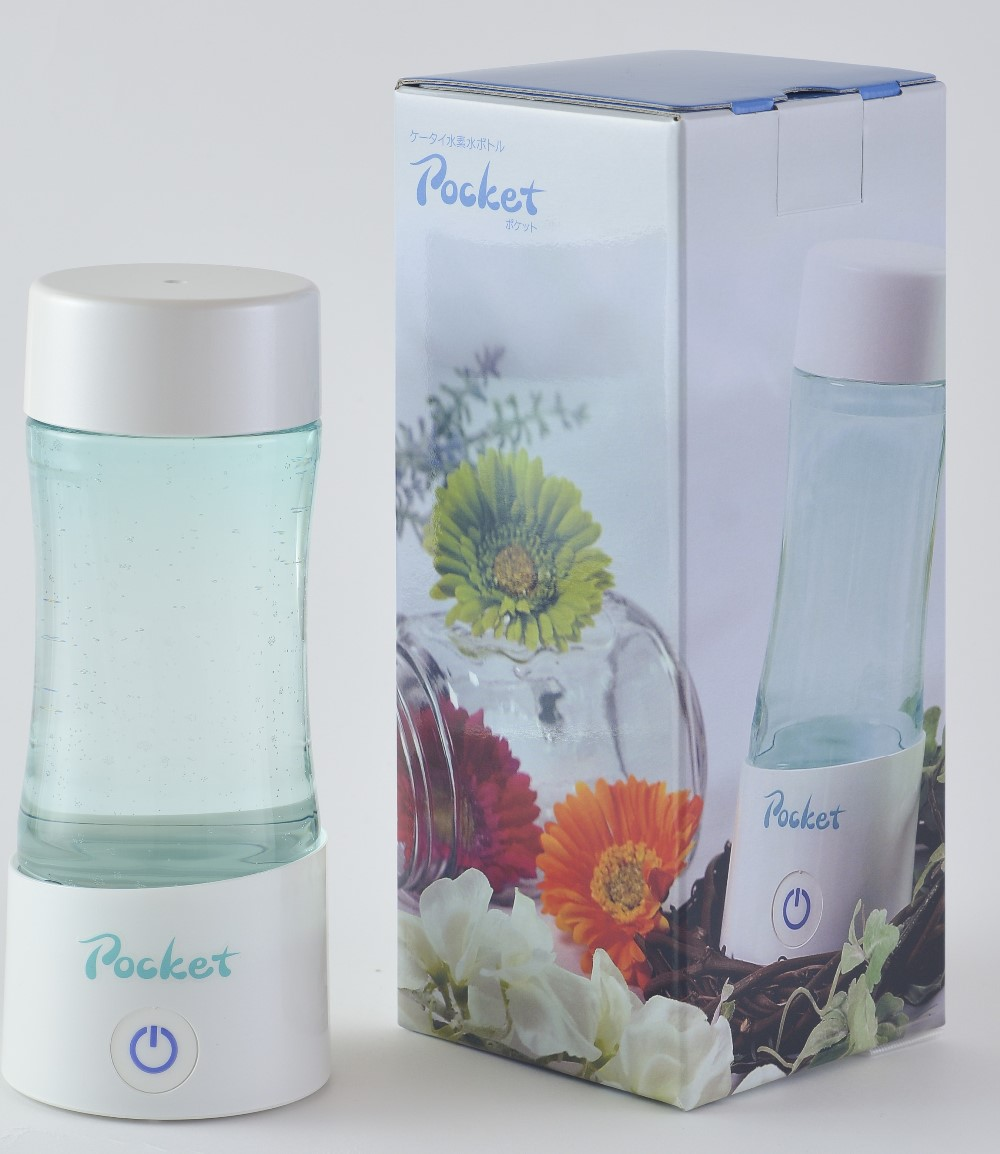 Easy to use hydrogen water making machine pocket at reasonable prices , OEM available