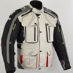 Motorcycle Jacket Textile Waterproof Motorbike Racing Cordura Jacket/Mens Racing Wear