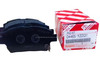 TOYOTA break pad kit front 04465-YZZQ1(COROLLA , COROLLA ALTIS)Genuine japanese car part and others auto parts