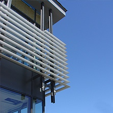 High Quality Aluminum Louver For Ventilation And Sun Control Buy Louver Aluminum Louver