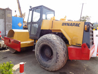 used dynapac ca25d road roller, dynapac ca25d ca30d with cummins engine used road roller