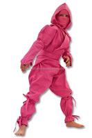 Latest Karate Suit Made in Pakistan, Uniform College Plain Pink Stylish Karate Suit