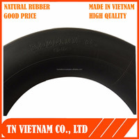 inner tube natural rubber inner tube vietnam 3.50/400 -8 high quality