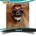 Top Model Hand Painted Decorative Resin Skull Deads Low Price