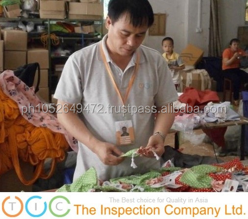 Plastic Bag, Sack, Packing Bags, Pre-Shipment Inspection in China